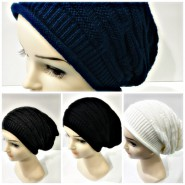 Lot de 12 bonnets tendance